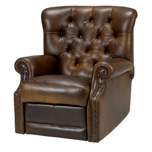 Buying a Brown Leather Armchair?