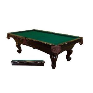 American Billiards 8 foot Slate Pool Table