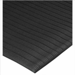 Black Anti Fatigue Floor Mat