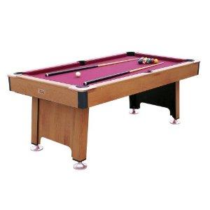 Minnesota Fats Billiard Table